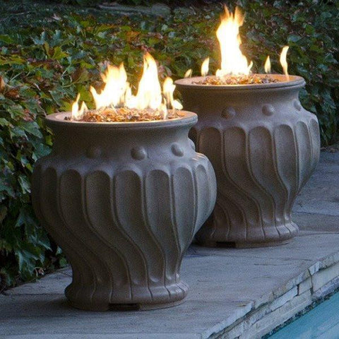 Fire Urn: Etruscan By American Fyre Designs