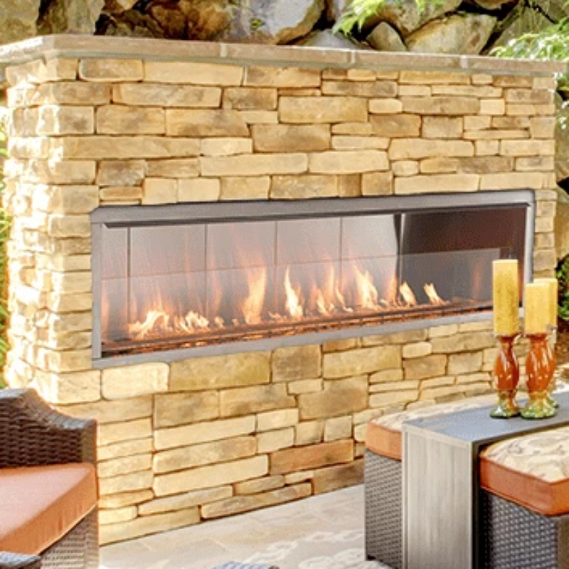 Superior Vent Free Outdoor Fireplaces Vre4600