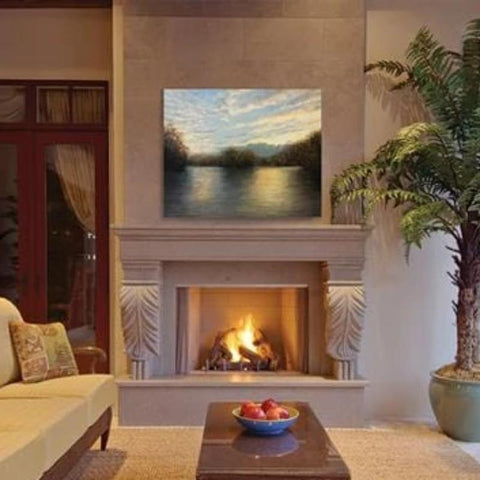 Superior Vent-Free Outdoor Fireplaces VRE4300