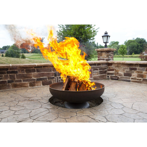 Fire Bowl- Patriot -Ohio Flame