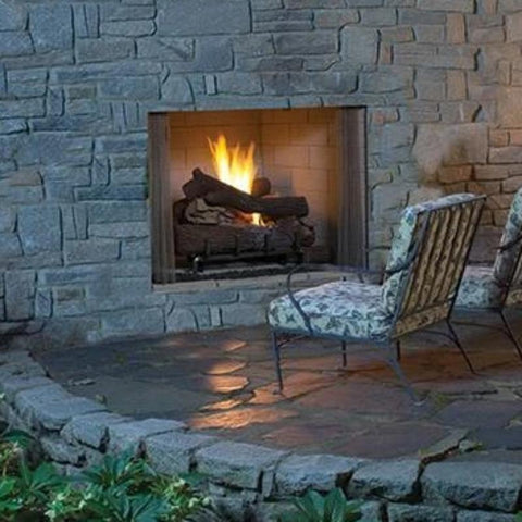 Superior Vent-Free Outdoor Firebox VRE4500