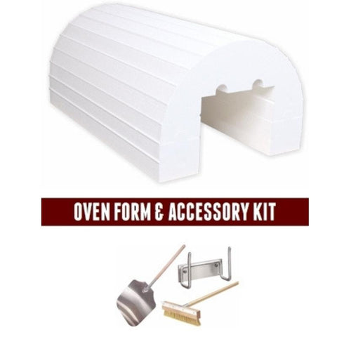 Image of Pizza Oven Kit | Brickwood Mattone Barile Package 1