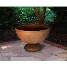 Fire Chalice Artisan Fire Bowl by Ohio Flame: Outdoor Heating