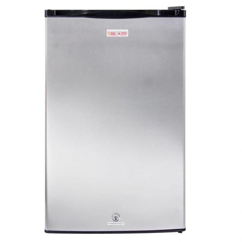 Image of Blaze Stainless Front Refrigerator 4.5 Cu. Ft.