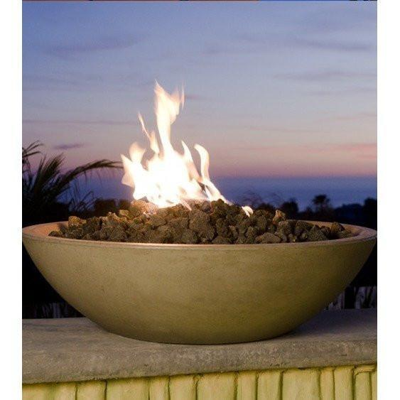Marseille Fire Bowl by American Fyre Designs Outdoor Fire Bowl