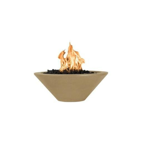 Cazo Fire Bowl - Brown