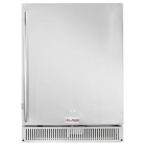 "Image of Blaze Outdoor Rated Stainless 24"" Refrigerator 5.2 Cu. Ft."