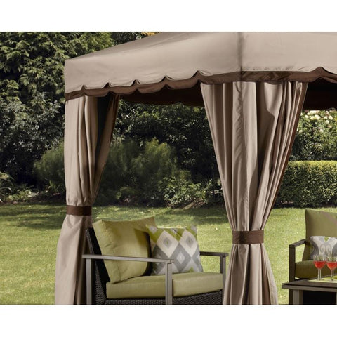 Image of Sojag Roma Soft Top Gazebo