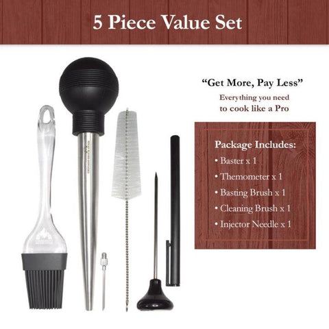 Image of Chicago Brick Oven Basting Package kit