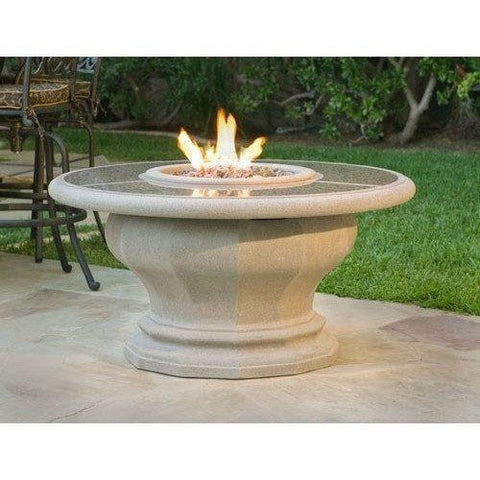 Image of Fire Table: Inverted By American Fyre Designs Outdoor Dining