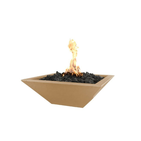 Maya Fire Bowl - Brown