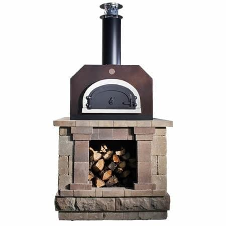 Image of Chicago Brick Oven 750 Countertop Pizza Oven - Copper - Patio & Pizza - 2