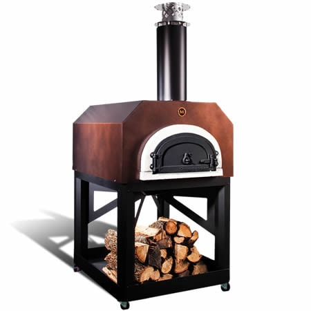 Image of Chicago Brick Oven 750 Portable Pizza Oven - Copper - Patio & Pizza - 2
