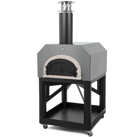 Chicago Brick Oven 750 Portable Pizza Oven - Silver - Patio & Pizza - 1