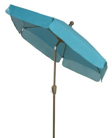 Fiberbuilt Patio Umbrella Home Collection Garden 7.5 Ft Tilt
