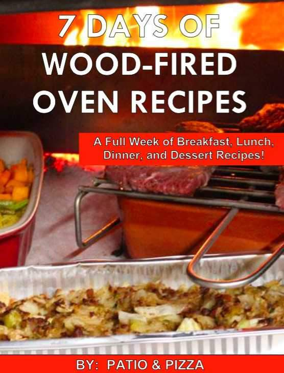 7 Days of Wood-Fired Recipes eBook