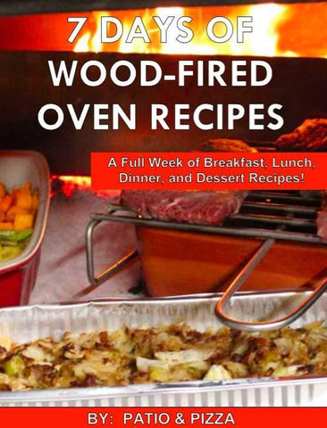 Image of 7 Days of Wood-Fired Recipes eBook