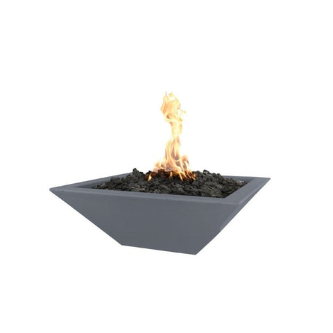 Maya Fire Bowl - Gray