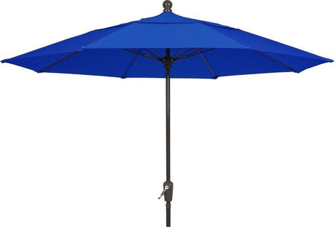 Fiberbuilt Patio Umbrella Home Collection Patio 9' Tilt 9HCRCB-T-NAT