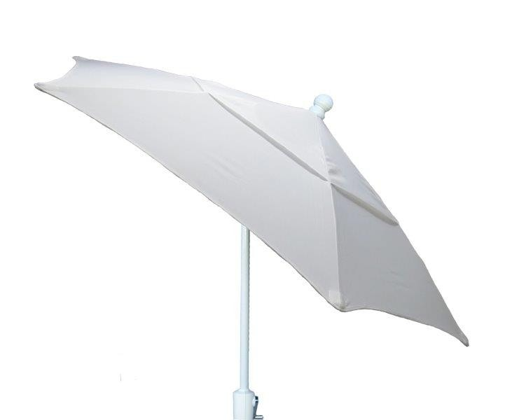 Fiberbuilt Patio Umbrella Home Collection Terrace 9' Tilt 9HCRCB-T-BEIGE