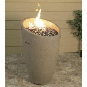 Eclipse Fire Urn By American Fyre Designs