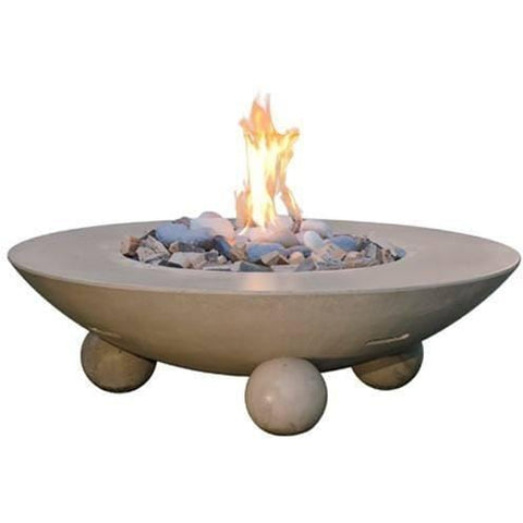 Image of Fire Table: Versailles By American Fyre Designs Outdoor Heating