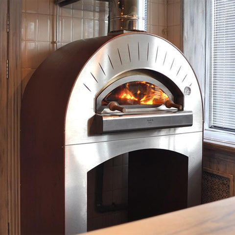 Image of Commercial Pizza Oven | Alfa Quattro Pro