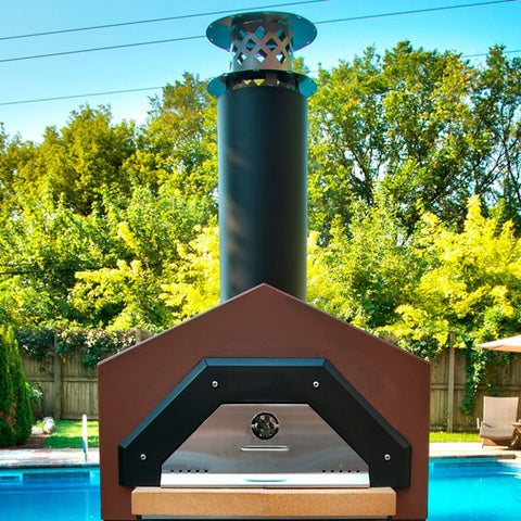 Chicago Brick Oven Americano Countertop Pizza Oven - Patio & Pizza - 1
