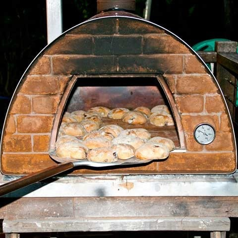 Outdoor Pizza Oven Peel