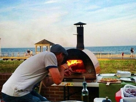 Image of Outdoor Pizza Oven Peel