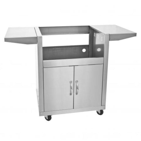 Blaze 25-inch Grill with the Blaze 25-inch Cart