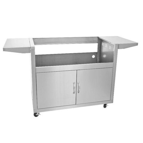 Image of Blaze 40-Inch 5-Burner Grill With Blaze 40-Inch Grill Cart