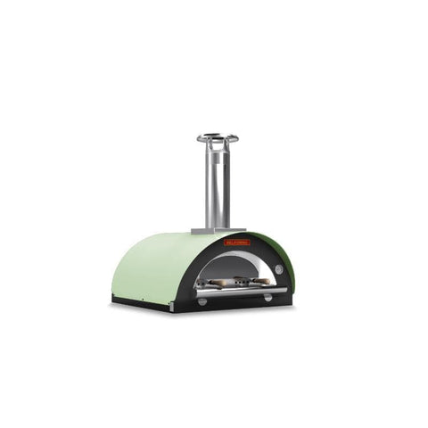 Green Outdoor Pizza Oven For Sale