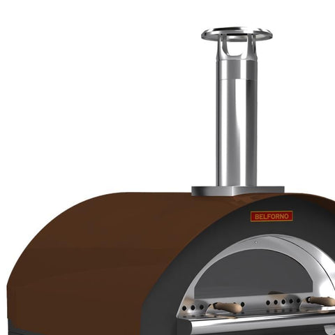 Brown Outdoor Pizza Oven For Sale