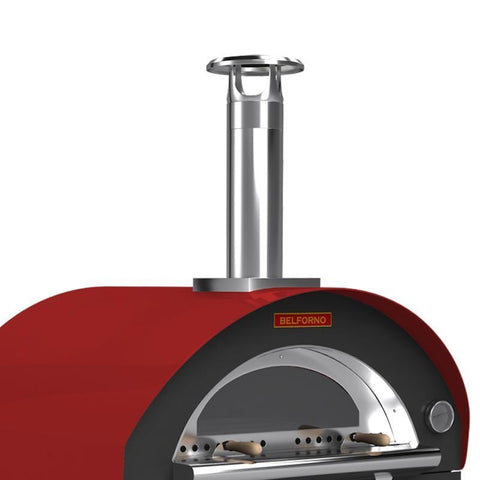 Red Outdoor Pizza Oven For Sale