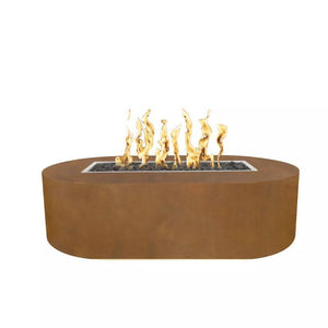 Bispo Collection Fire Pits - Corten Steel