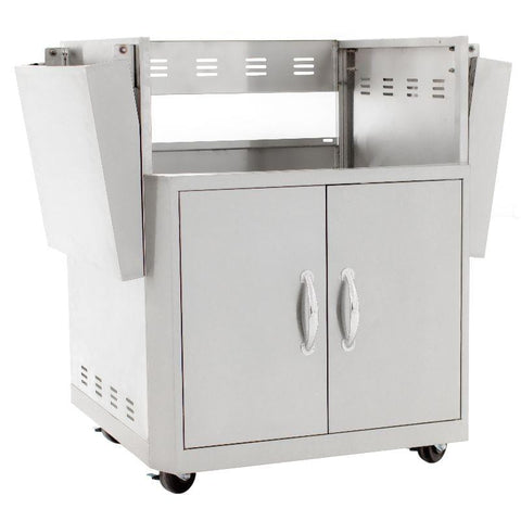 Image of Blaze 27-Inch 2 Burner Professional Grill Cart