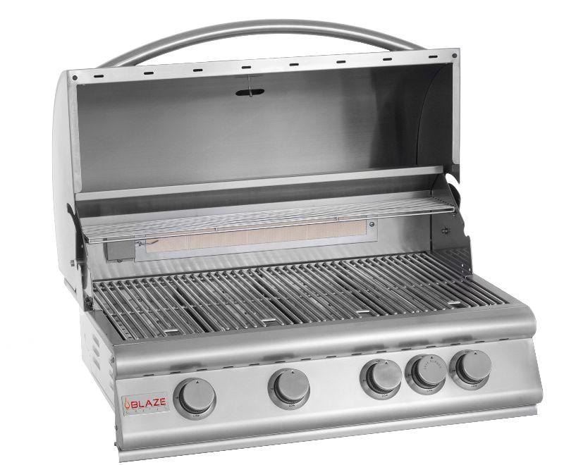 Blaze 32-Inch 4 Burner Grill With Rear Burner