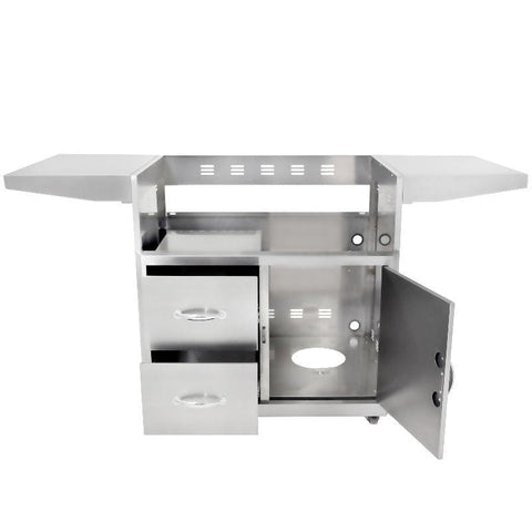 Image of Blaze 34-Inch Burner Professional Grill Cart
