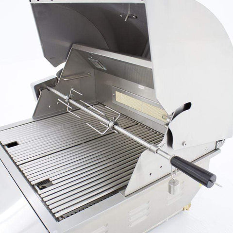 Blaze Professional 27-inch 2-Burner Built-In Gas Grill With Blaze Professional 27-Inch Grill Cart