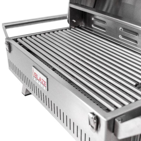 "Image of Blaze Professional ""Take It or Leave It"" Portable Grill"