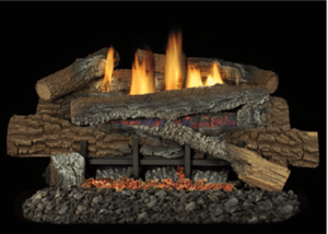 Superior Boulder Mountain Vent-Free Gas Logs