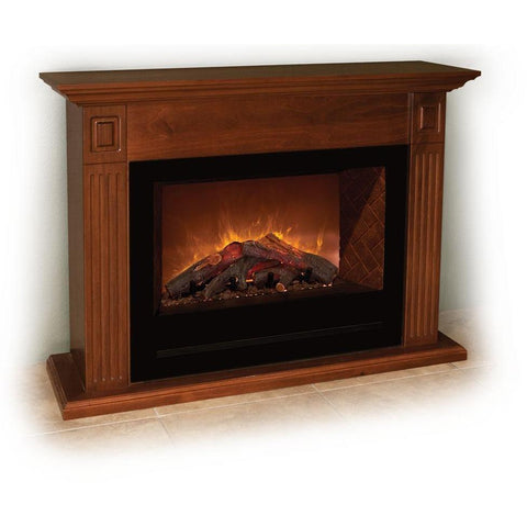 "Image of Fireplace Home Fire 36"": Modern Flame"