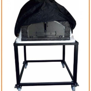 Brick Pizza Oven Cart | Authentic Pizza Ovens