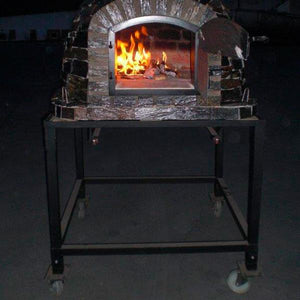 Brick Pizza Oven Stand | Authentic Pizza Ovens