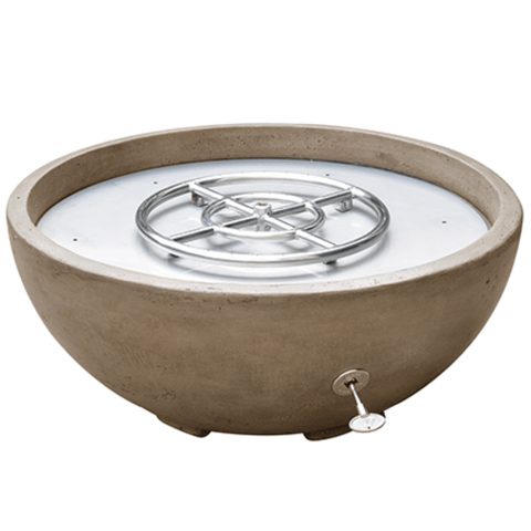 "Image of 30"" Fire Bowl - Brown"