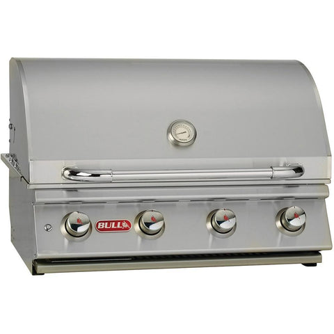 "Image of Bull Lonestar 30"" 4-Burner Drop In Grill"