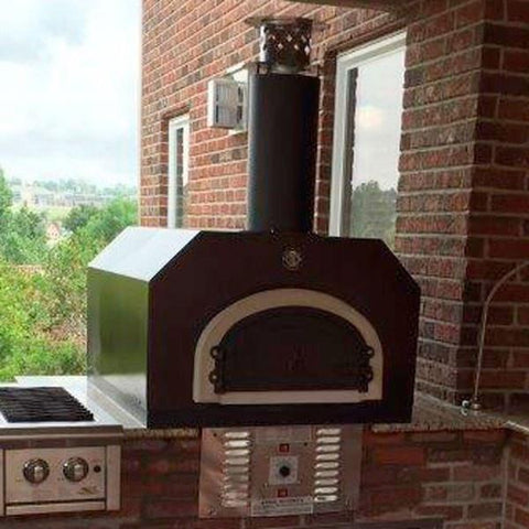 CBO-750 Countertop Hybrid Gas and Wood Burning Oven