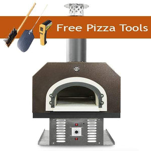 Chicago Brick Oven 750 Gas and Wood Countertop Pizza Oven