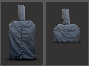 CBO-750 Mobile Pizza Oven Cover